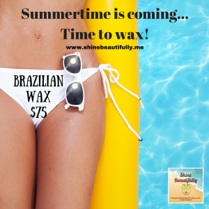 Brazilian Wax $75